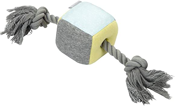 Beeztees puppy fun cube & rope