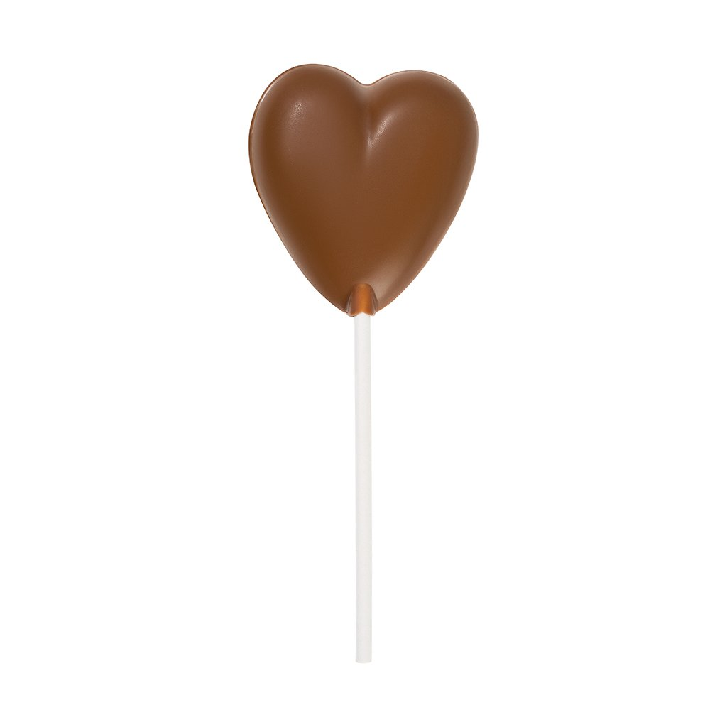 Cocoba heart lollies