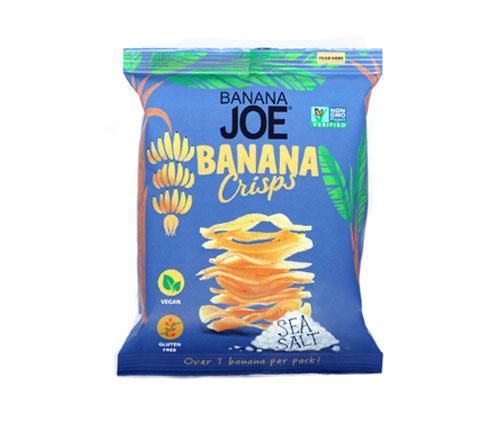 Banana joes crisps