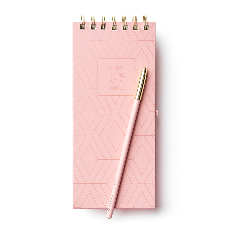 Luxe Wire-o To Do List with pencil