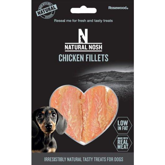 Natural Nosh Chicken Fillets - 100g