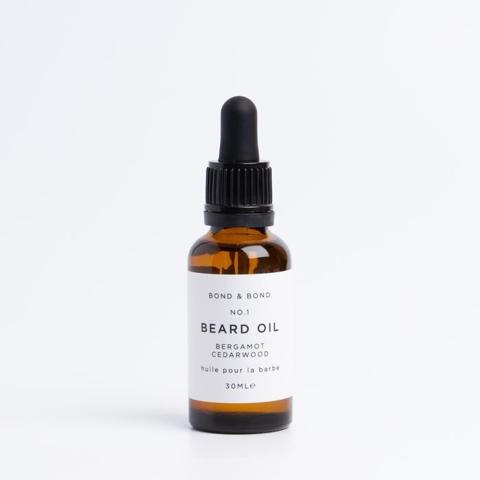 Bond Bond - Beard Oil