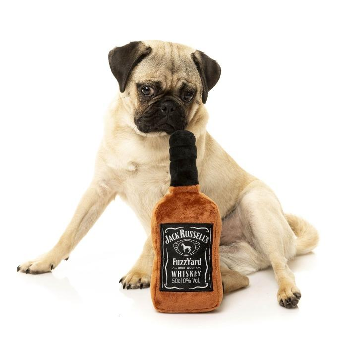 Jack Russells's Whiskey Toy