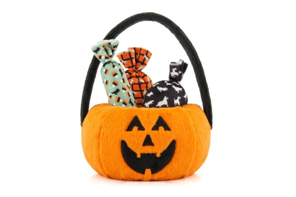 Howloween Pumpkin Basket